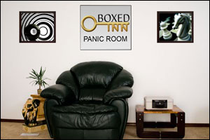 Boxed Inn: Panic Room
