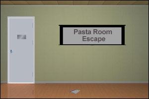 Pasta Room Escape