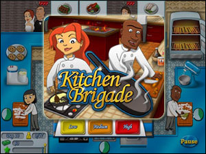 kitchen brigade system of restaurant Kitchen xcyyxh