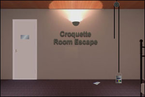 Croquette Room Escape
