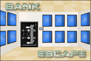 Bank Escape Walkthrough Comments And More Free Web