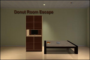 Donut Room Escape