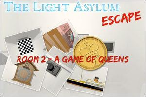 The Light Asylum - Room 2 - A Game of Queens
