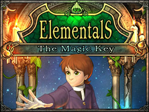 elementals the magic key