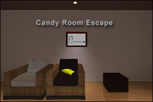 Candy Room Escape