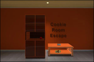 Cookie Room Escape
