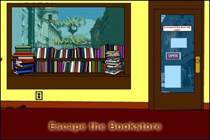 Escape the Bookstore - Chapter 1