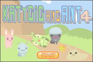 Katydid and Ant 4