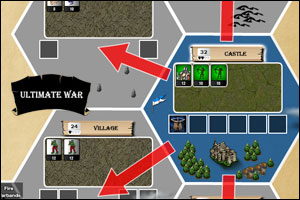 ultimate war strategy games