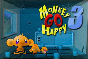mokey go happy 3