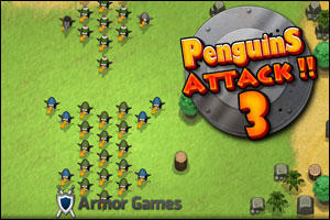 Penguins Attack Defence