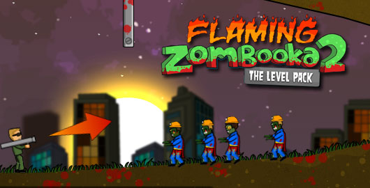 flaming zombooka 2 � level pack walkthrough comments