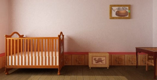 Happy Baby Room Escape - Walkthrough, Comments And More Free Web Games At FreeGamesNews.com