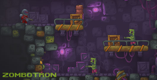 zombotron walkthrough comments and more free web games