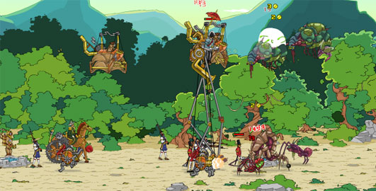 Army Of Ages Walkthrough Comments And More Free Web