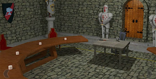 Abroy king arthur s mystery walkthrough comments and for Secret escape games