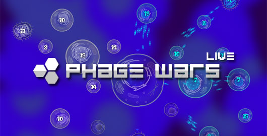 Phage Wars Live
