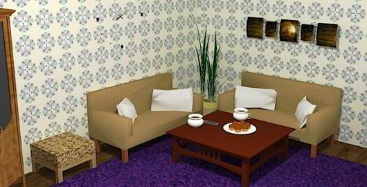 Living Room Magic Escape