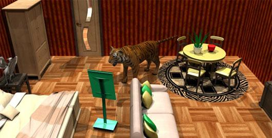 tiger online games