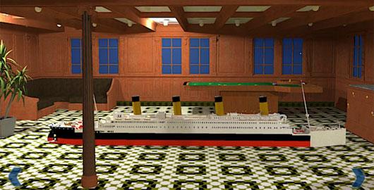 Titanic The Mystery Room Escape Walkthrough