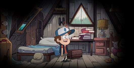 Gravity Falls Mystery Shack Mystery Walkthrough