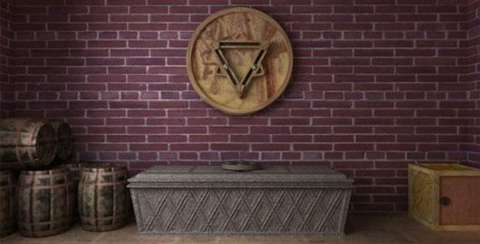 Mystery Brick Room Escape Walkthrough