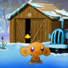 Monkey GO Happy Christmas - Walkthrough, comments and more Free Web Games at FreeGamesNews.com .