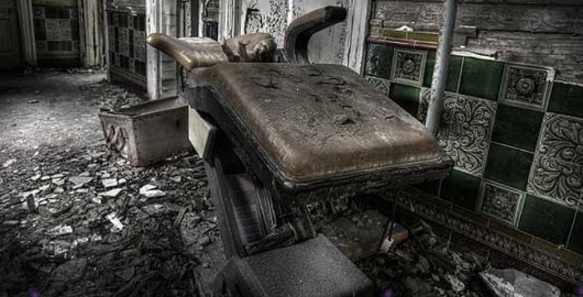 Escape Creepy Asylum