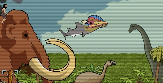 Prehistoric Shark Walkthrough Comments And More Free