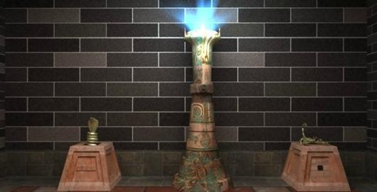 The Cursed Temple Escape