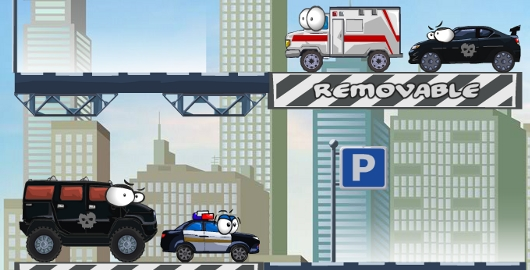 Vehicles 3 Car Toons