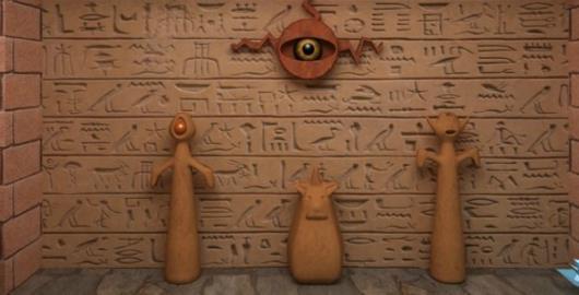 Escape The Monster Temple
