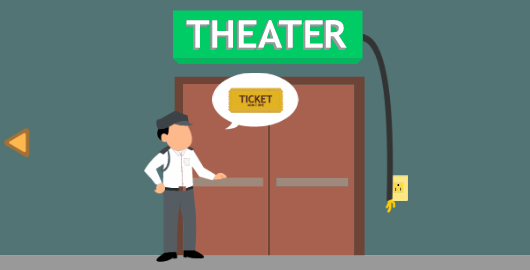 Theater Day Game
