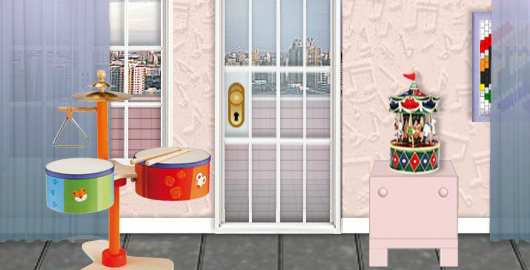 Amajeto Music Room Game