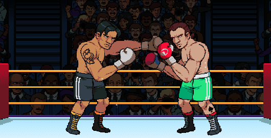 Big Shot Boxing Game