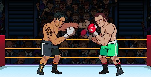 Big Shot Boxing Game