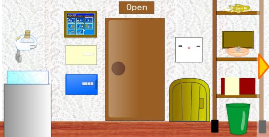 Button Escape 46 Game