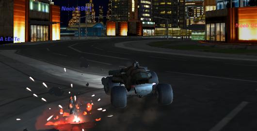 Motor Wars 2 Game
