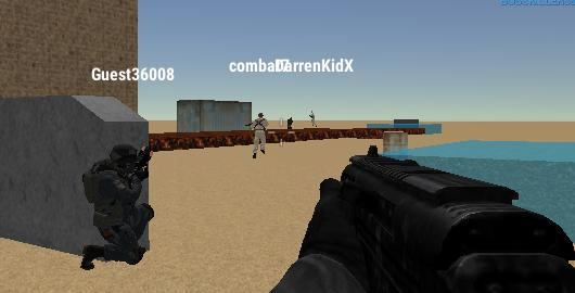 Combat Online Game