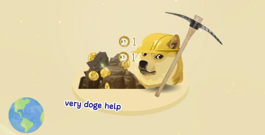 Doge Miner 2 Game