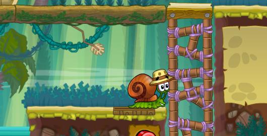 Snail Bob 8 Island Story Game