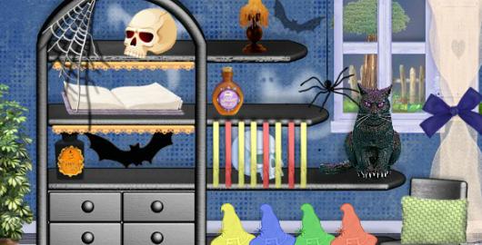 Amajeto Halloween Game