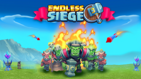 Endless Siege Game Cover