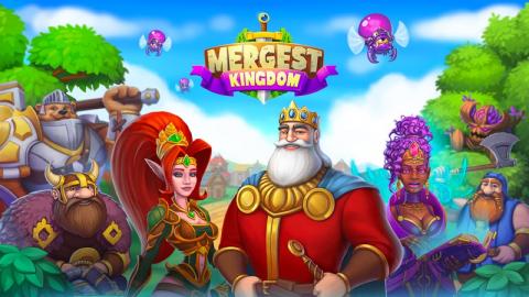Mergest Kingdom Cover Image