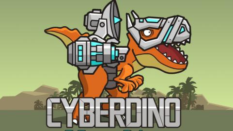 cyberdino cover image