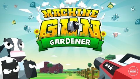 machine gun gardener cover
