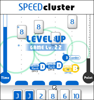 Speed Cluster