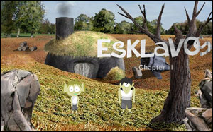 Esklavos Chapter 3