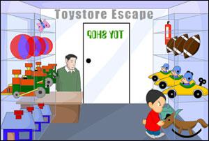 Toystore Escape