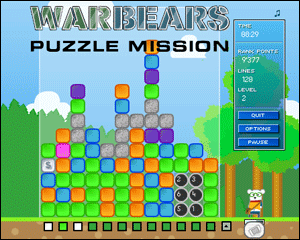 Warbears - Puzzle Mission